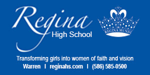 Regina High School, Warren, Michigan